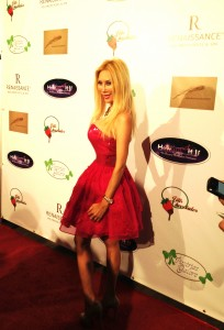 Grammy Party- How Sweet It Is Red Capet
