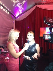 Interview With Dreamality Tv during LA Fashion Week 2012