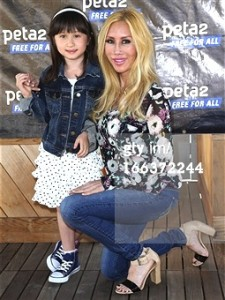 @ PETA Event in Los Angeles April 2013