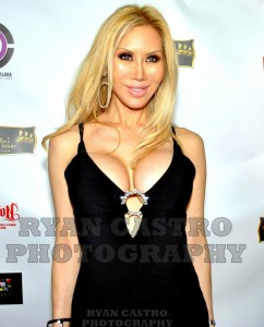 On the Red Carpet 2014 Oscars Afterparty