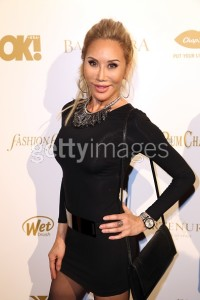 Actress Tess Broussard @OKMagazine2015 Pregrammy Party #redcarpet